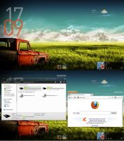 SimpleClear 26.6.2011 by blend-mouse