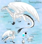 Seeraphine Reference sheet by Seeraphine
