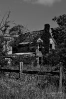 Haunted House by AppareilPhotoGarcon