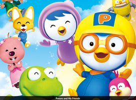 Pororo and friends by OoELFoO