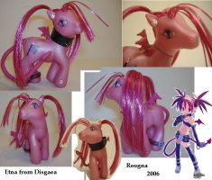 Etna from Disgaea custom by Roogna