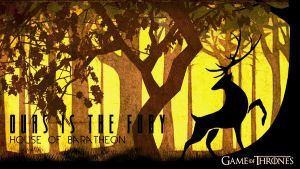 House of Baratheon by aimanzhafri