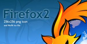 firefox2 dock icon by mustafahaydar