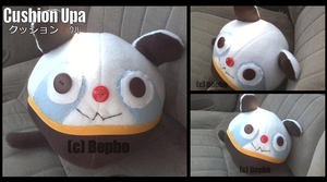 Cushion Upa by Bepbo
