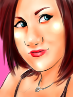 painted me by cording44