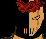 Edited Slade In Flower Crown by OptimistPrime1432