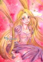 Rapunzel by Bory-Einfrost