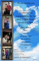 Invitation For my Engagement by b1gdan