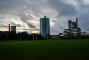 University of Leicester by VVMichael