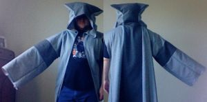 [WIP] Gremlin Ironclaw Mender Coat [WIP] by the-Fishman