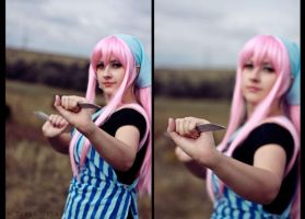 Arakawa Under the Bridge V by ToriaGria