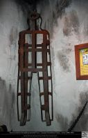 Medieval Torture Device - The Gibbet by DamselStock