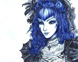 Black and Blue by Carmetsys