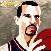 J Kidd With Tha ROC by lets-play-ball