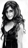 Vanessa Hudgens by Radashen