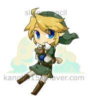 Link by 415sonic