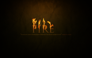 Fire by Challenger3