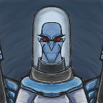 Batman  - Rouges Gallery - Mr. Freeze by dragonfire53511