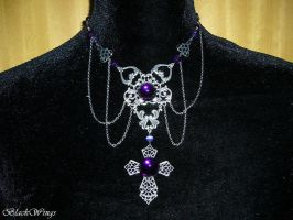 Violet by BlackWings-jewelry