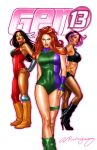 Gen 13 Chicks by aleciarodriguez