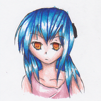 Copic Practice:1 by Kittybaka-chan