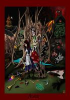 American McGee's Alice by kczeroo