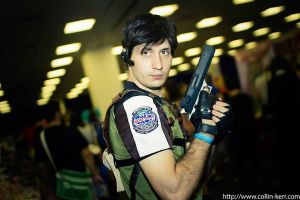 Chris Redfield Photoshoot 3 by LON3LYPRINCE86