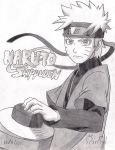 Naruto sennin mode by MariChanX3