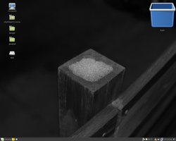 linux mint by whytheam