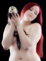 Rather naked than wear fur 4 by FabienJM