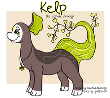 Kelp the finnedyr adopt CLOSED by painted-flamingo