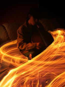 THE FIRE CELLIST by Director-DCR