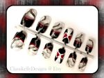 Bane Nail Set by Classikelly