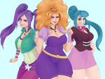 The Dazzlings by SunnyQ