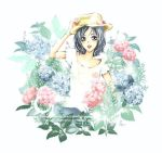 Flower Blooming Art-HASE by hase-illustration