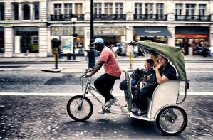 Ecotaxi by cahilus