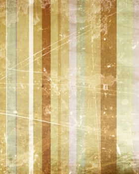 Striped vintage background by arghus