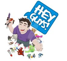 T-Shirt Design - Hey Guys for Pixel Dan by happymonkeyshoes