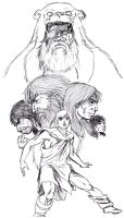The Clan of the Cave Bear by jondalar137