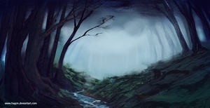 background practice by Hagon