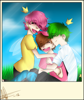 FOP - Happy Family by W-i-s-s-l-e-r