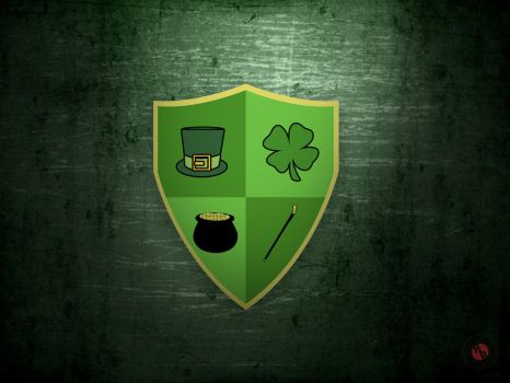 Saint Patricks Shield by A-B-Original