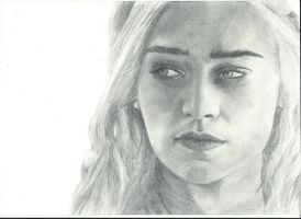 Daenerys 19- Final? by ChloeMCRkilljoy