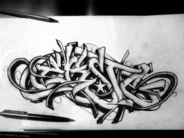 ERSTE by dopeonetwo