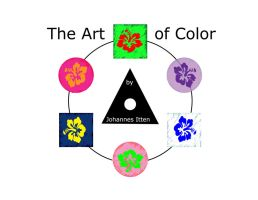 The Art of Color Project by Lauren-Lee