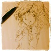 .: I liked this sketch better ^^'' :. by tatty1907