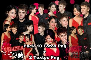 Jelena Pack Png by kanduux