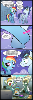 best night ever? by CSImadmax