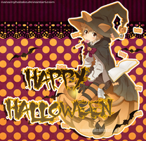 Tsuna Halloween by NaMy-BoT