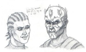 Beviin and Maul by 50-Shades-Of-Faye